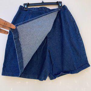 Vf Jeanswear Vintage Jean Denim Skirt By Chic 14